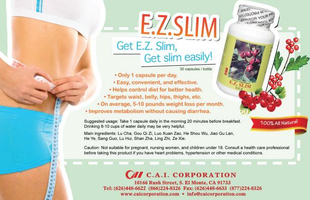 easy corp slim 30