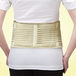 3-in-1 Warming Pad- Waist (Tan) 熱理療護腰 (米色)
