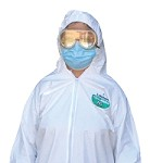 Protective Suit (Plastic) Buy 1 Get 1 Free