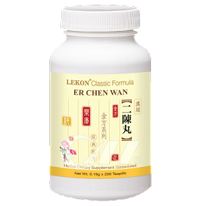 Er Chen Wan (Bottle/200 Pills) 二陳