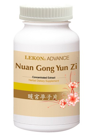 Nuan Gong Yun Zi Pian/Ferty Warm (Dozen/12 bottles) 暖宮孕子片