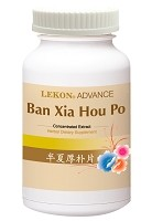 Ban Xia Hou Po Pian/Qi Smooth- Chest (Dozen/12 bottles) 半夏厚朴片