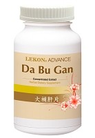 Da Bu Gan Pian/Liver Strong (200 tablets/bottle) 大補肝片