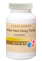 Mai Men Dong Tang Pian/Ophiopogonis Formula (12 tablets/bottle) 麥門冬湯片