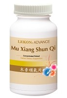 Mu Xiang Shun Qi Pian/Qi Smooth for Stomach (200 tablets/bottle) 木香順氣片