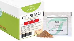 Chi Shao; Red Peony Root; Radix Paeoniae Rubra (5:1/40 bags) 赤芍