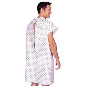 Patient Gown (V-Neck)