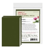 Lekon Professional Green Herbal Plasters-Small (5 pcs/pack) 樂康活血止痛膏 (綠/5 片裝) (Buy 10 Get 1 Free/Buy 20 Get 3)
