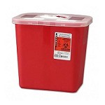 Sharps Container (2 Gallon)